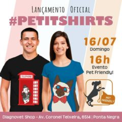 Petit for Pet Lovers faz lançamento com evento beneficente