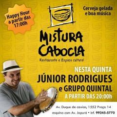 Mistura Cabocla lança novo happy hour