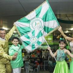 Mocidade de Aparecida define samba que vai pra avenida