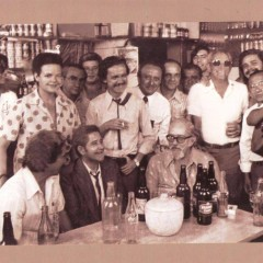 Bar Caldeira comemora visita de Vinícius de Moraes há 41 anos