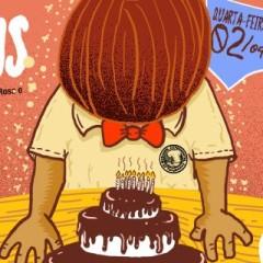 Os Tucumanus comemoram nove anos de estrada