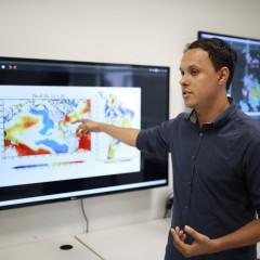 Pesquisa revela que temperatura no oceano atlântico influencia chuvas na Amazônia