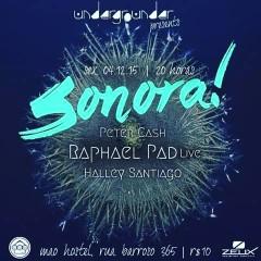 Sonora: experimental, eletrônico e novo!