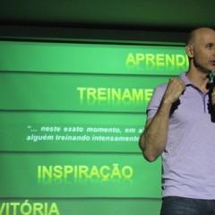 Tande do Vôlei palestra no E-day em Manaus
