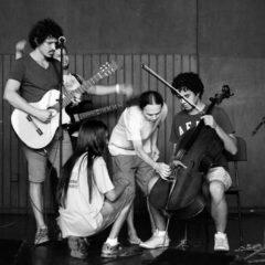 Casa de Caba lança 1º CD no Largo São Sebastião