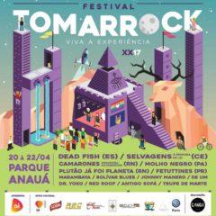 9º Festival TomaRRock começa hoje no Parque Anauá