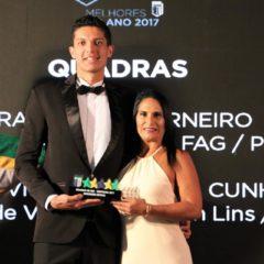 Victor Moreira eleito Melhor do Volei 2017