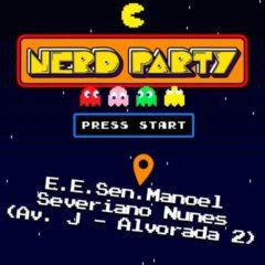 Tudo que você precisa saber sobre a Nerd Party