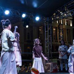 Companhia Trilhares inaugura salas de espetáculos no Domingo Cultural