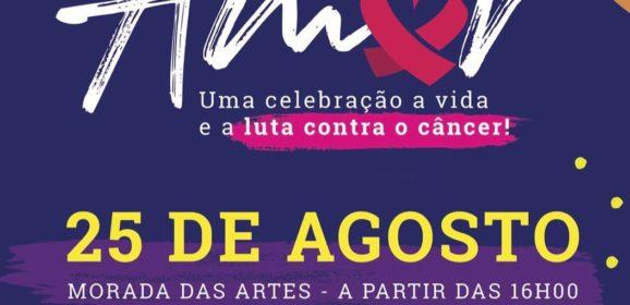 """Festival """"Um ato de amor"""" reúne artistas neste Domingo em prol de pacientes com Câncer em Manaus"""