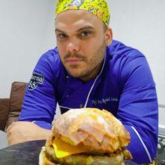 Chef Bruno Raphael é indicado ao Prêmio Dólmã 2020