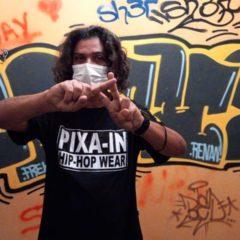 DJ e MC Fino recebe título da Zulu Nation
