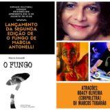 """Márcia Antonelli lança """"O Fungo"""" nesta sexta-feira (13)"""