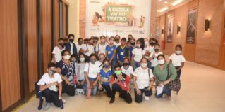 'A Escola Vai ao Teatro' apresenta workshops